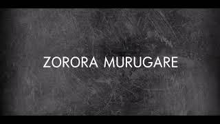 Zorora Murugare (official audio)