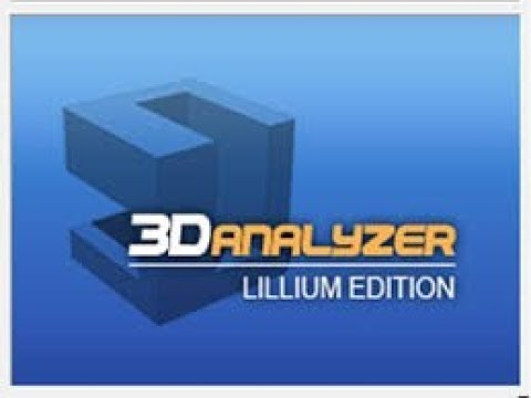 3d analyzer software download.