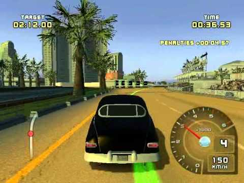 ford racing 2 for pc with my car : ford coupe 49'