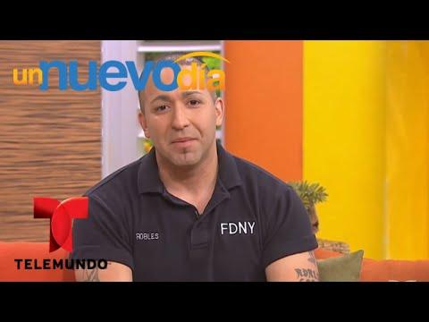 Ángel Robles es el séptimo eliminado de Masterchef Latino   Un Nuevo Día   Telemundo
