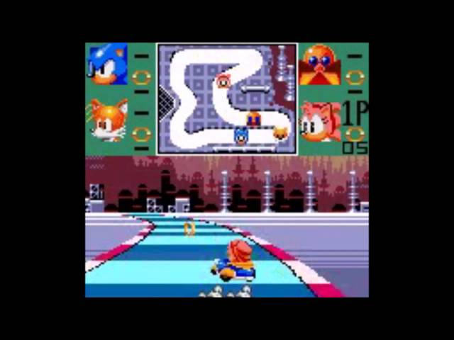 Sonic Drift (Game Gear) - Longplay