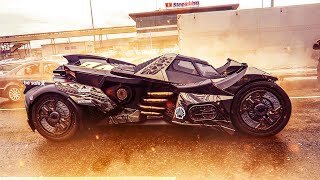 REAL LIFE FAST BATMOBILE! (Gumball 3000 with Betsafe)