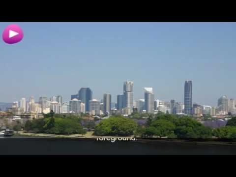 Brisbane Wikipedia travel guide video. Created by Stupeflix.com