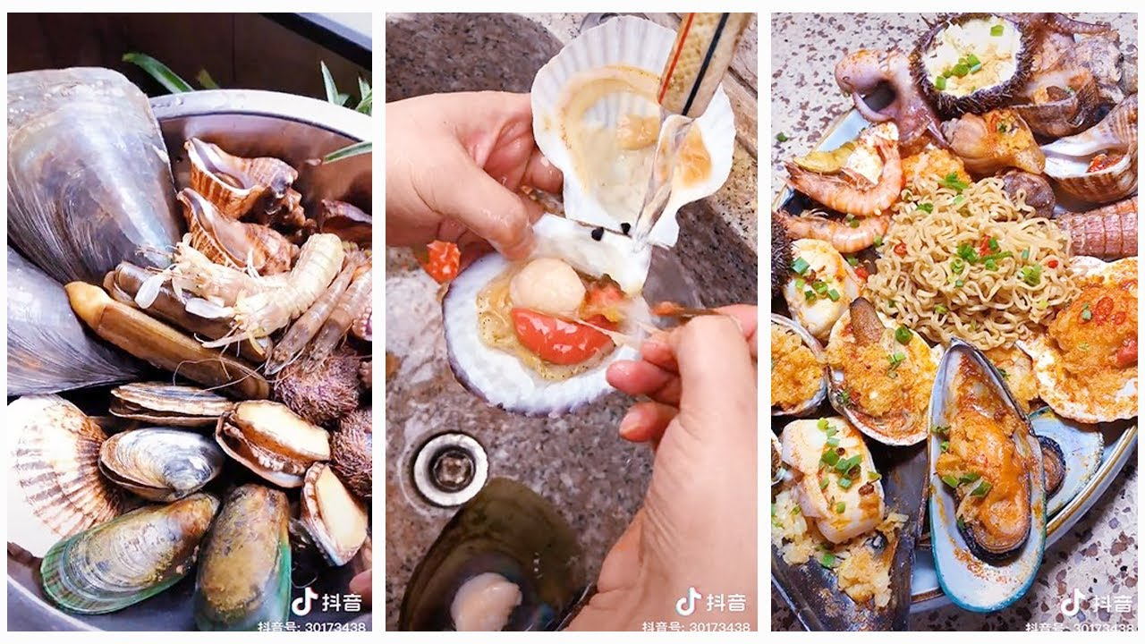 Ẩm Thực Trung Hoa Ep.04 | Ca Ca tốt bụng và chiếc bể thần thánh | Tiktok trung quốc | Trà Sữa Tv