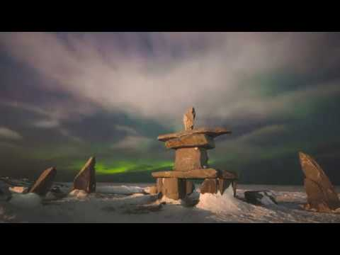 Northern Lights Season in Churchill, Manitoba