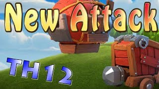 New Easiest Attack Meta!!   TH10 vs TH11 Strategy   Clash of Clans TH12 Update   Town Hall 12 Update