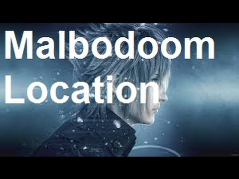 Final Fantasy 15 Hyper Magnum Location End Game Weapon