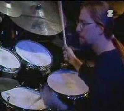 Chick Corea, Gary Novak, Mike Miller, Eric Marienthal-SPACE live Warsaw 1994 Paint the World part 1
