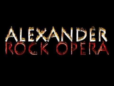 Alexander Rock Opera - In the Desert of Gedrosia