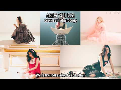 Red Velvet - First Time + [English subs/Romanization/Hangul]