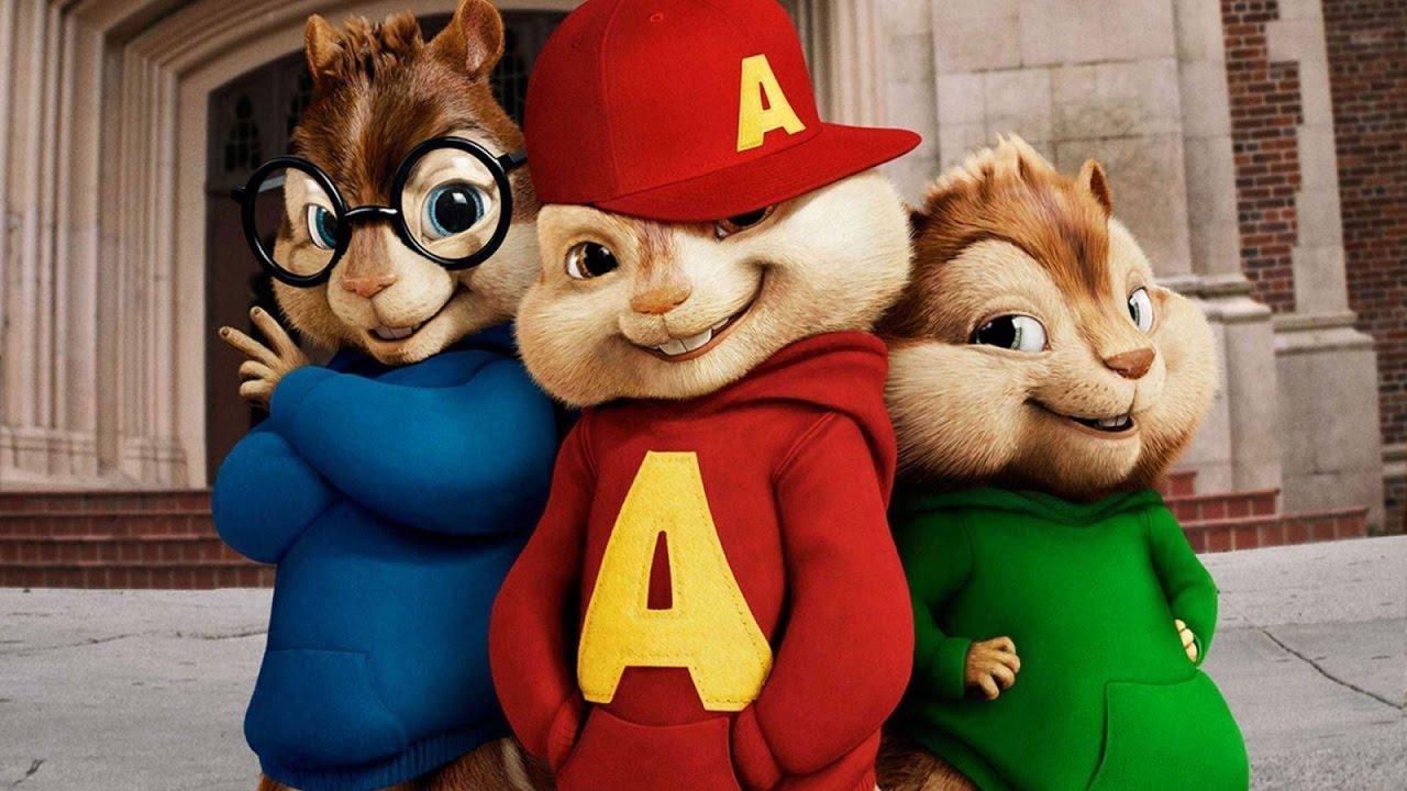 Alvin y las ardillas (Trailer español)
