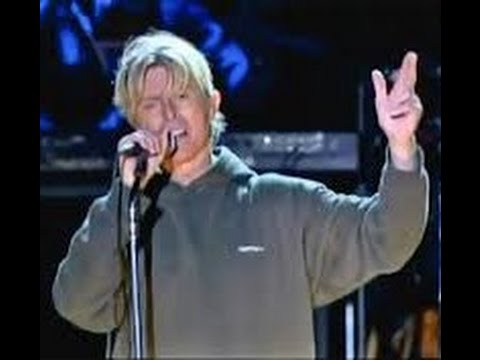 Bowie ~  LAST PERFORMANCE OF HEROES