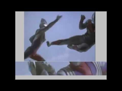 Ultraman Tiga - Brave Love Tiga KARAOKE + LYRICS