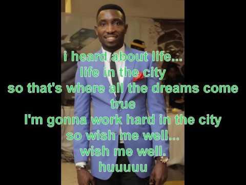 Timi Dakolo Wish me well Lyric video