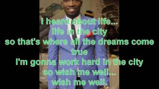 Timi Dakolo Wish me well Lyric video