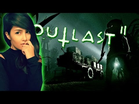 OUTLAST 2 | I'M NOT SCARED.....maybe | HARD MODE | Part 1