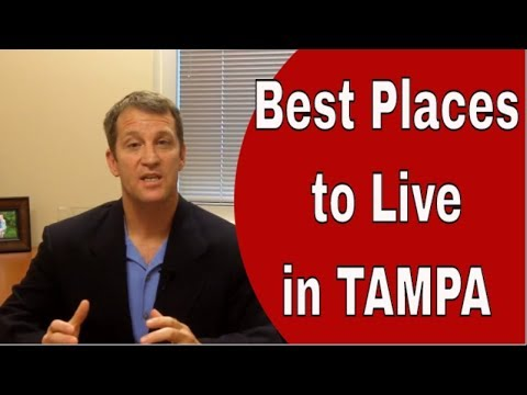 Best Places to Live in Tampa{Honest Overviews of the Cities & Areas}
