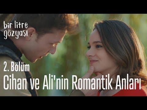 Cihan ve Ali'nin romantik anları - Bir Litre Gözyaşı 2. Bölüm