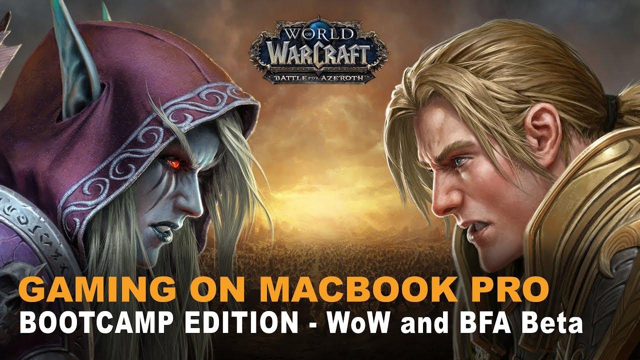 world of warcraft macbook 2017