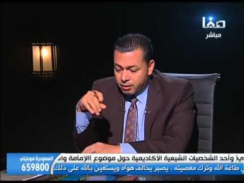 كلمة سواء - مناظرة شهر رمضان 1434 - الحلقة 1 - الشيخ خالد الوصابي والدكتور علي الفحام