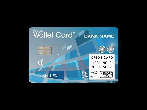 Unveiling the Wallet Card™ by Dynamics Inc.