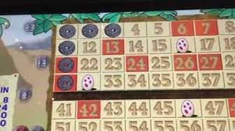 Keno Slots Caveman game #keno