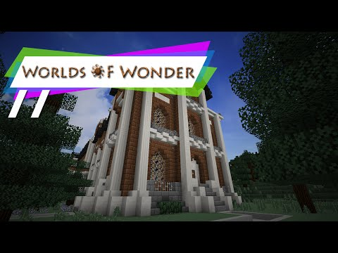 Wyntr Loves| Worlds Of Wonder |11| Ft Poet| Through The Portal