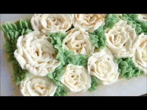 Making and Cutting Sweet Rose Cold Process Soap