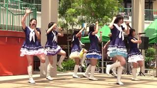 2016/07/02 小倉チャチャタウン 1部 1.恋の受験 2.全速前進クルージング...