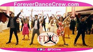Flashmob Wedding Jakarta Hotel Borobudur Jakarta - Forever Dance Crew