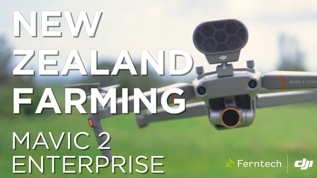 DJI™ Agricultural drone solution for farming and livestock operations