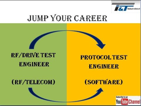 Jump Your Career (RF/DT Engineer to Protocol Test Engineer)
