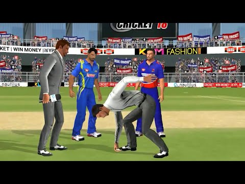 20th May IPL 11 Delhi Daredevils Vs Mumbai Indians Real cricket 2018 mobile Gameplay