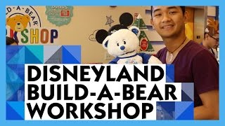 Downtown Disney's Build-A-Bear Workshop Tour (AND GIVEAWAY!)