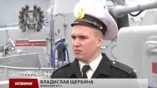 Моряк про навчання флоту