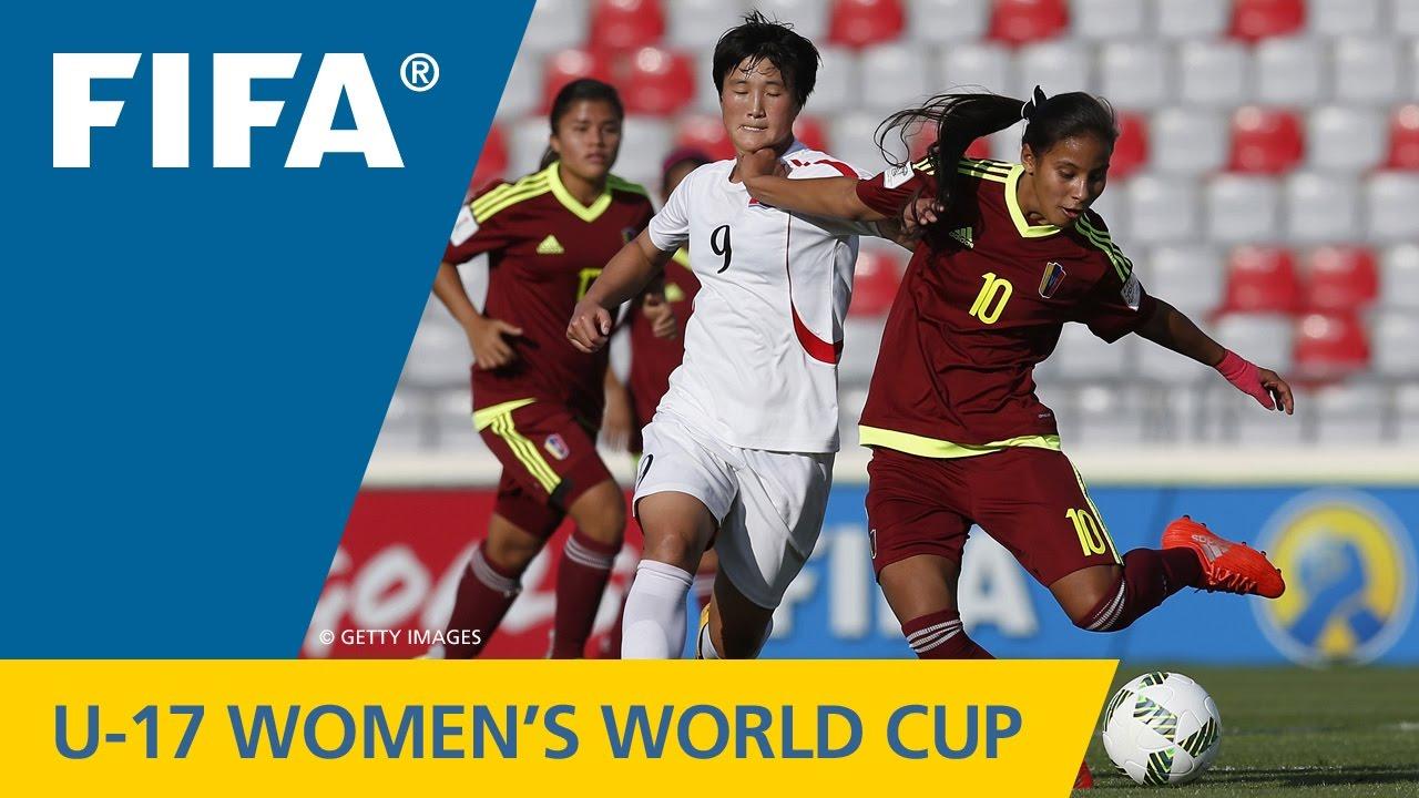 Match 29: Venezuela v Korea DPR - FIFA Women's U17 World Cup Jordan 2016