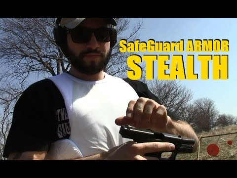 Comfortable Armor? SafeGuard STEALTH Test and Review