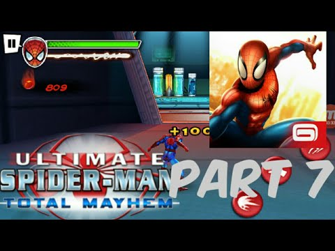 Spider-Man Total Mayhem Andriod/IOS GAMEPLAY PART 7 |Adobo Kid