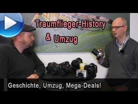 Traumflieger-History Und Umzug!
