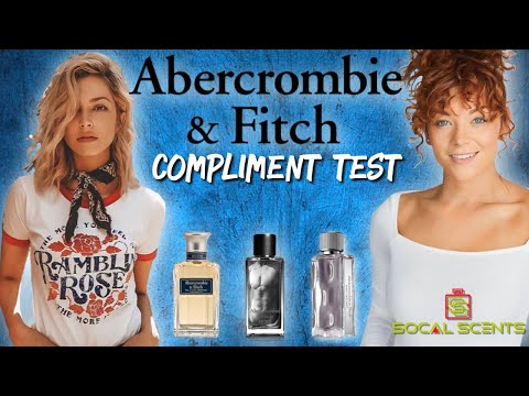 Abercrombie & Fitch Fragrances Compliment Test