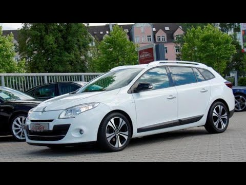 renault megane iii grandtour bose edition 1 9 dci youtube. Black Bedroom Furniture Sets. Home Design Ideas