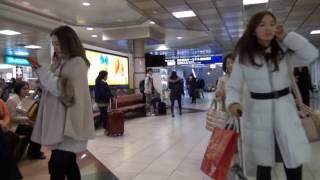 【羽田空港国内ターミナル】【京急蒲田】Haneda domestic terminal