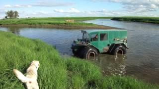 Вездеход Кукарача Ханты-Мансийск(, 2016-08-22T16:06:35.000Z)