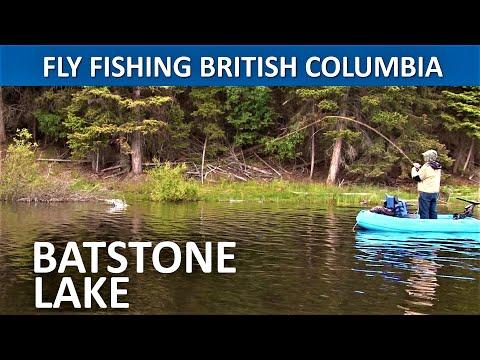 Fly Fishing British Columbia 7 Half Diamond Ranch (Batstone Lake): June Season 4 Episode 2