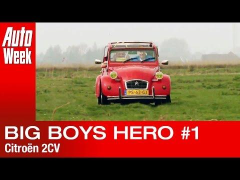 BigBoys Helden - Citroën 2CV