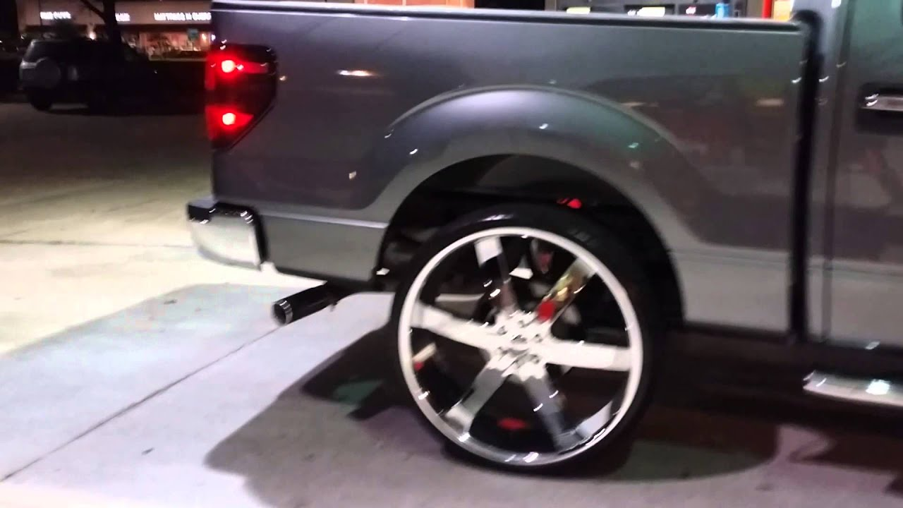 2013 Ford F 150 On 28s Youtube