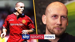 Jaap Stam on falling out with Alex Ferguson! | Transfer Talk