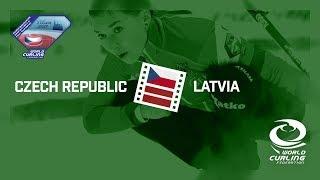 HIGHLIGHTS: Czech Republic v Latvia - Women - Olympic Qualification Event 2017