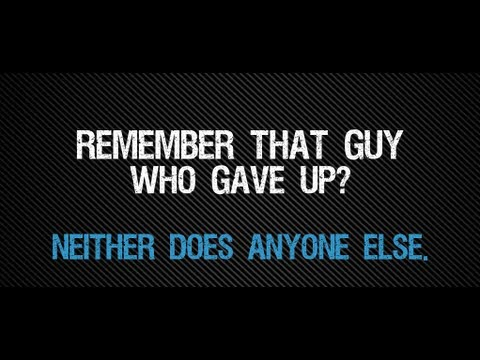 Be Remembered! BEST PUMP UP MOTIVATIONAL VIDEO!