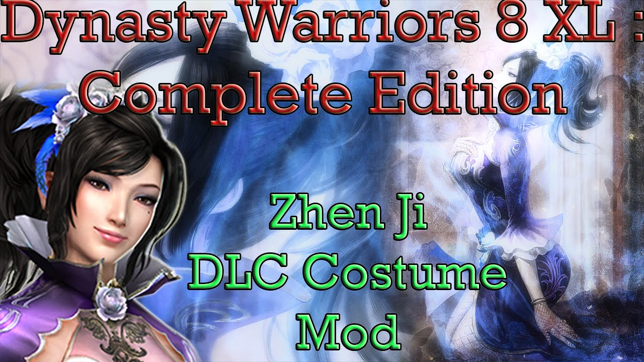 DYNASTY WARRIORS 8: Xtreme Legends Complete Edition Steam ...